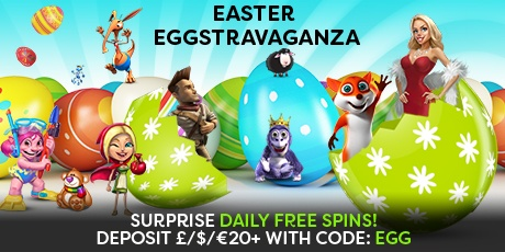 Fruity King Easter Promotion