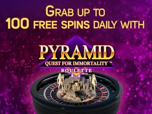 pyramid-roulette-promo-free-spins