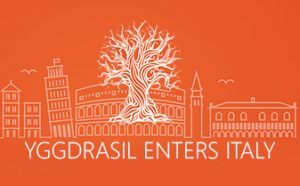 Yggdrasil Enters Italian Gaming Market