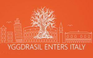 Yggdrasil Enters Italian Gaming Market