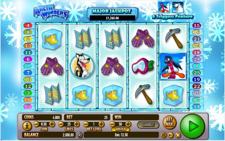 arctic-wonders-slot