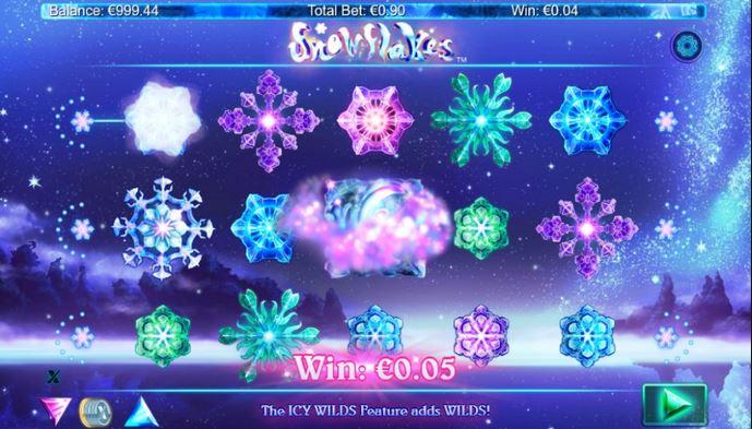 snowflakes-slot